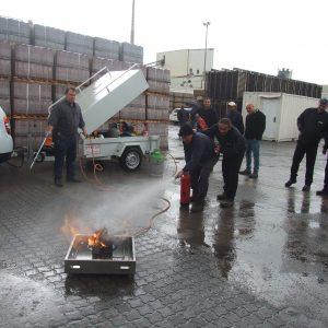 קורס בטיחות כיבוי אש